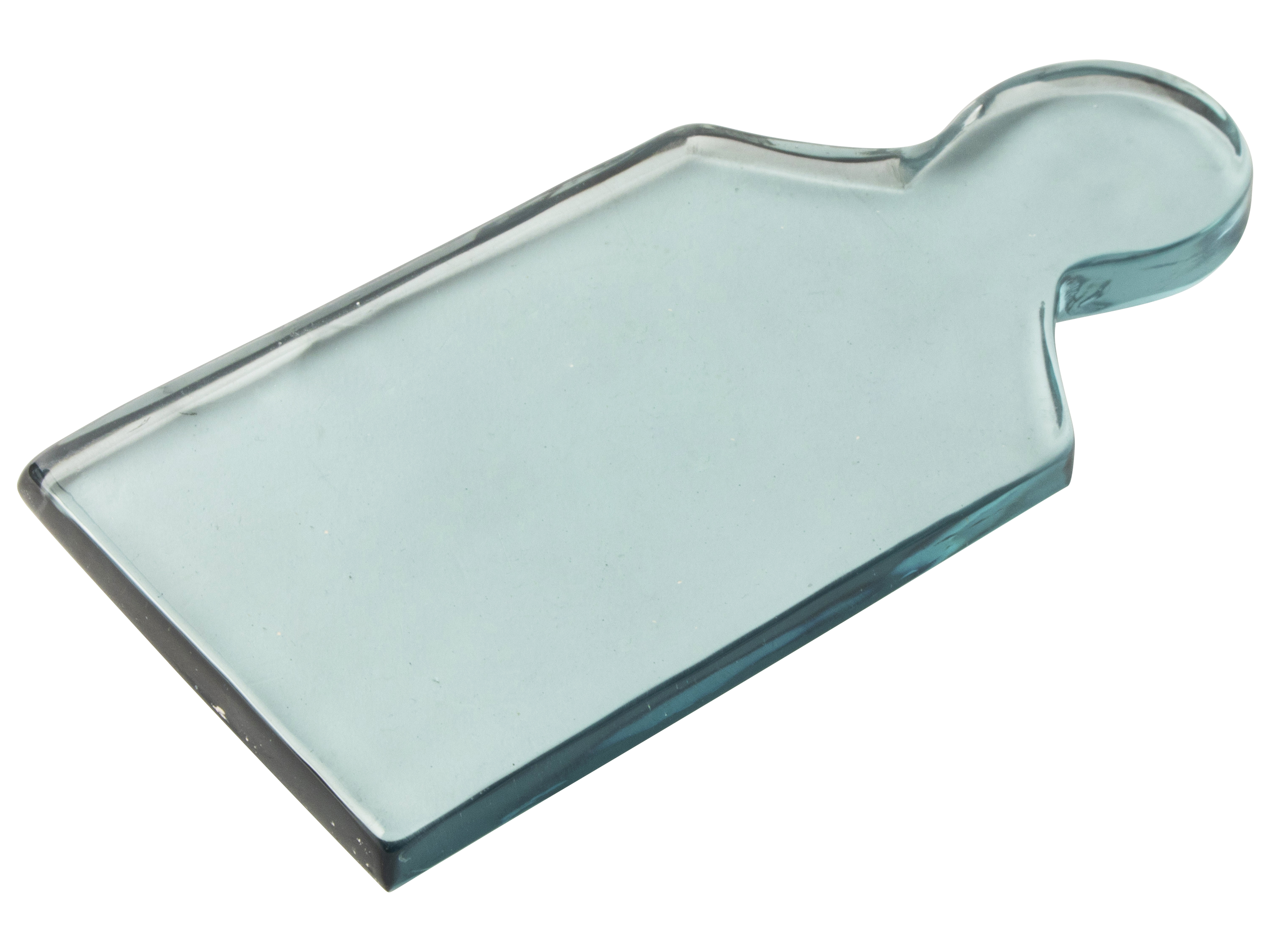 Glass Serving Tray 21x10cm Gift