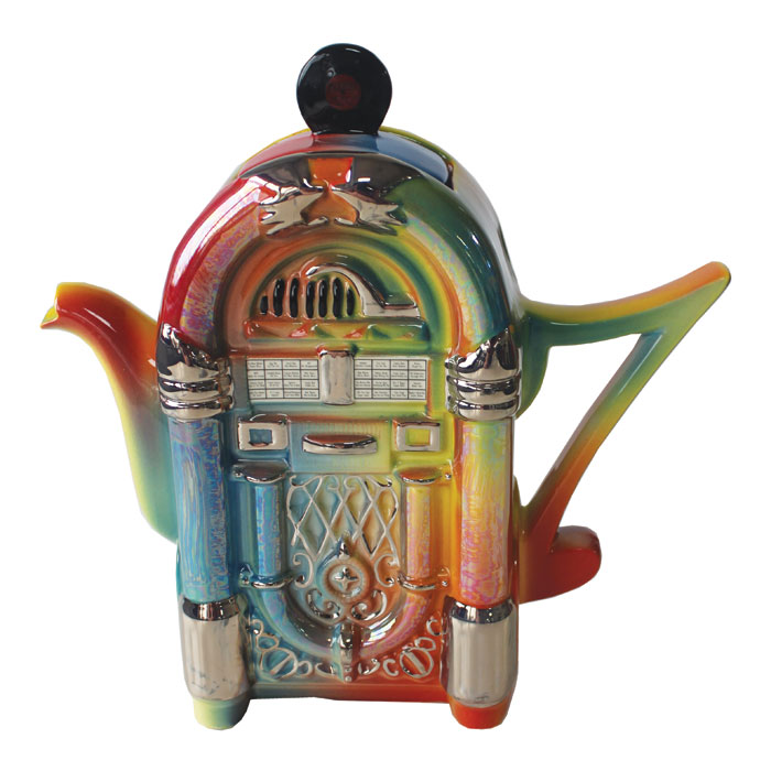 Teapot Jukebox Limited Edition                               Music Gift