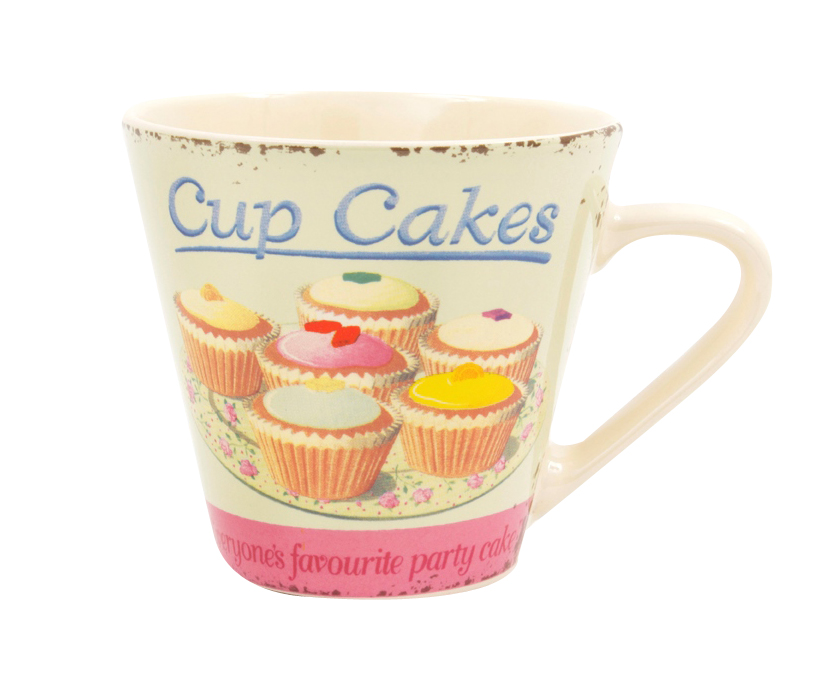 Mug Cakes Break Cup Coffee 250ml QCtshdr