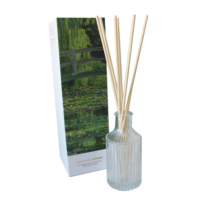 National Gallery Diffuser Water-lily Pond                    Music Gift