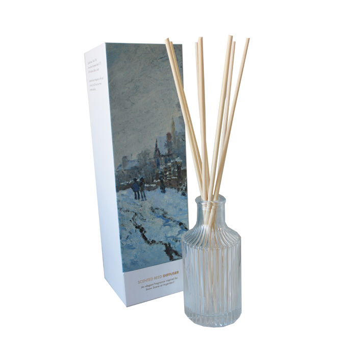National Gallery Diffuser Snow Scene                         Music Gift