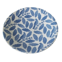 Songbird Blue Bowl Hinchcliffe And Barber Single             Music Gift