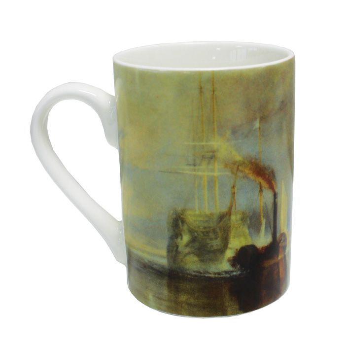 National Gallery Boxed Mug Fighting Temeraire 6 Pk           Music Gift