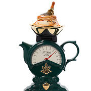 Teapot Scales Green Medium                                   Music Gift