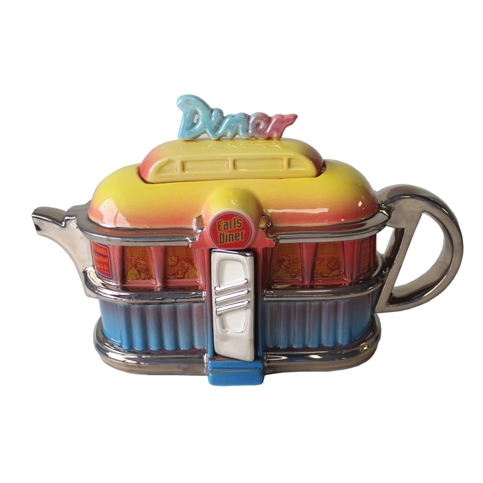 Teapot Diner Limited Edition                                 Music Gift