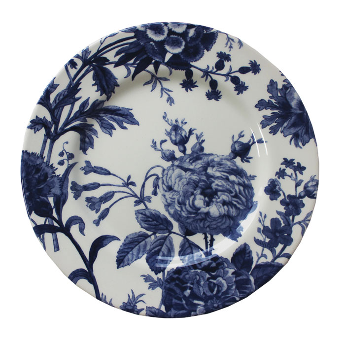 Royal Stafford Floral Weave Dinner Plate Blue 6pk            Gift