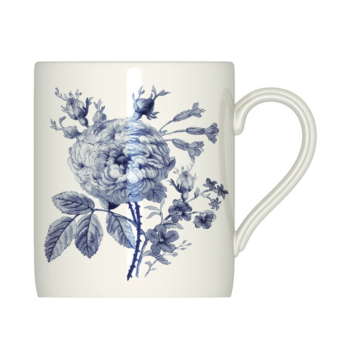 Royal Stafford Floral Weave Mug Blue 6 Pack                  Music Gift