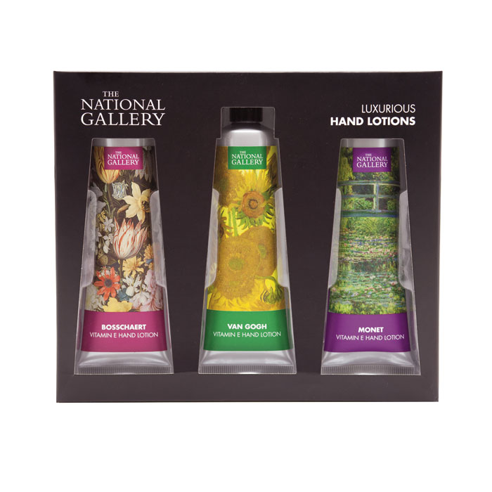 National Gallery 3 Piece Hand Cream Set X6                   Music Gift