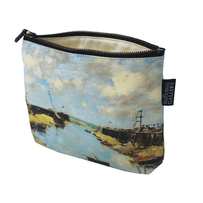 National Gallery Cosmetic Purse Trouville X5                 Music Gift