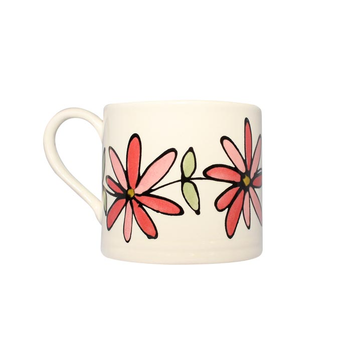 Gallery Thea Flora Small Mug                                 Music Gift