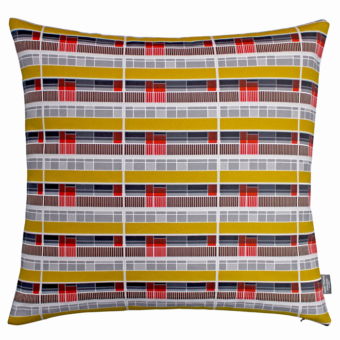 Oscar Francis Cushion Cover Westminster Art                  Music Gift