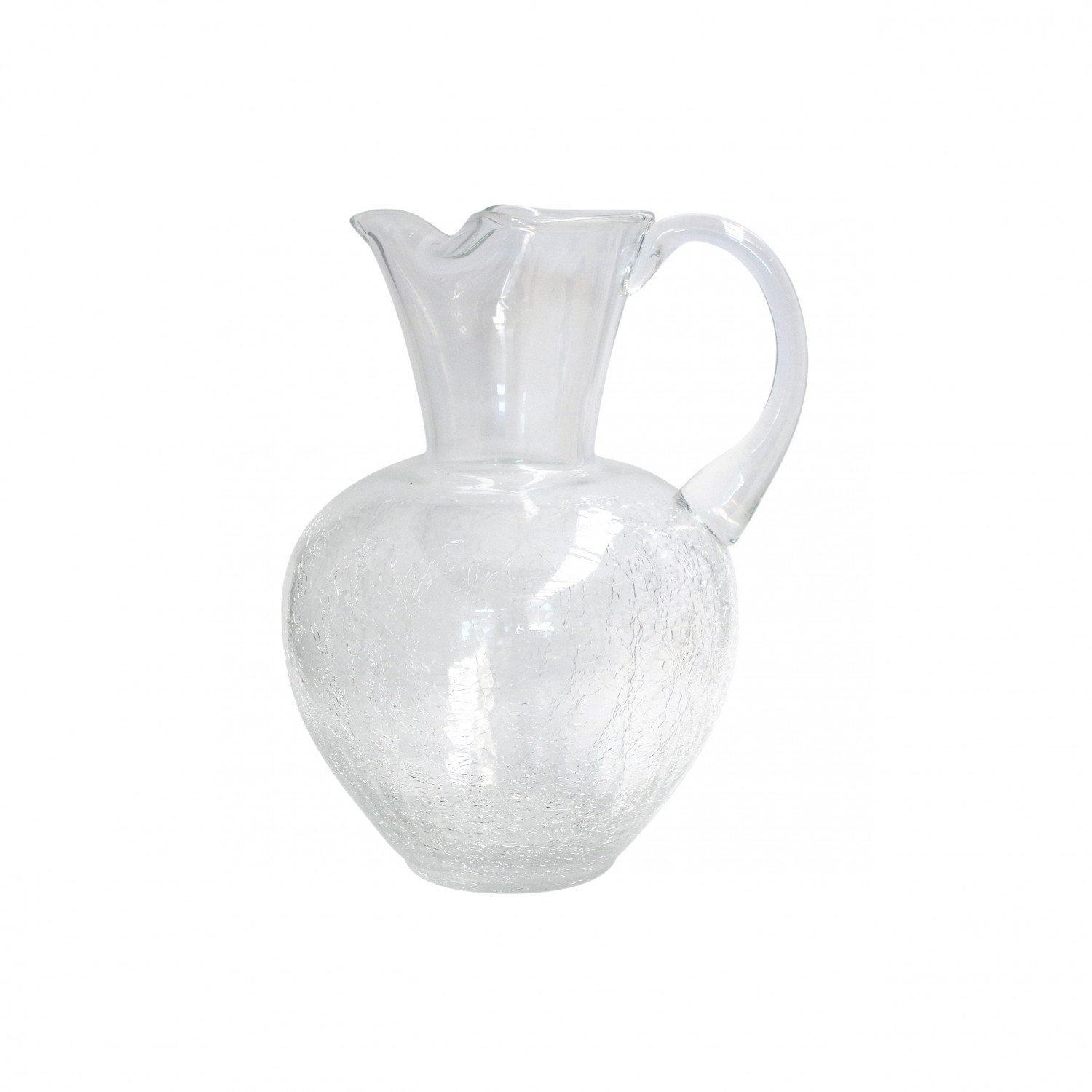 Casafina Crackle Pitcher 2.4l X1                             Music Gift
