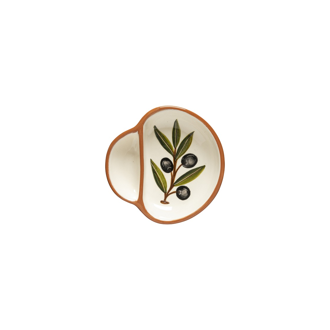 Alentejo Terracotta Gifts Olive Dish Med 15.5cm X6           Gift